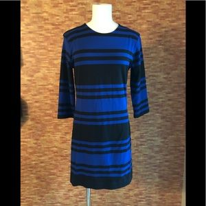 Dresses & Skirts - French Connection striped dress NWT.